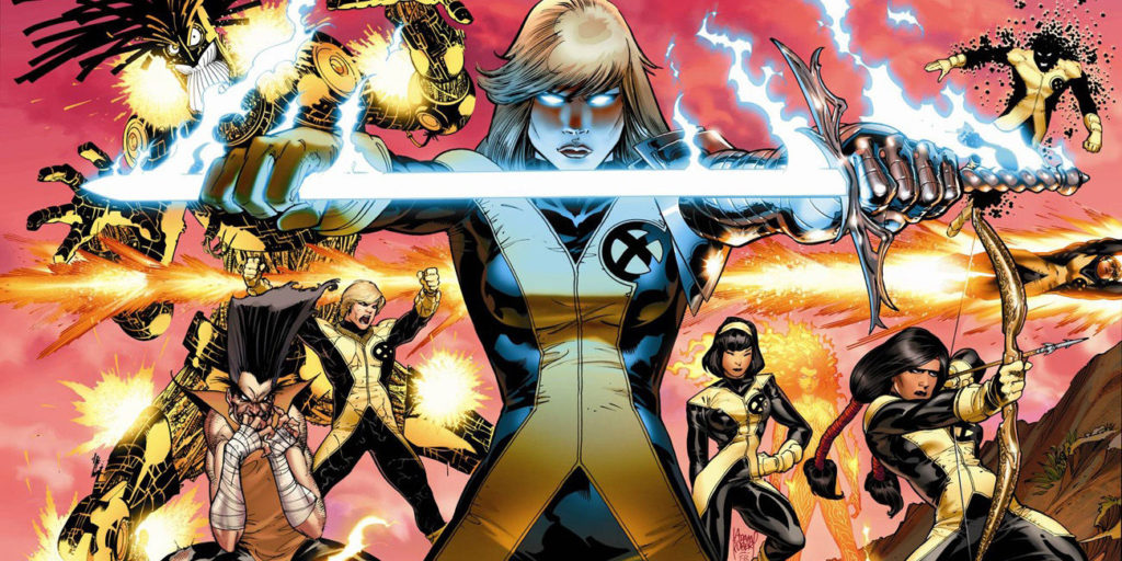 Magik New Mutants