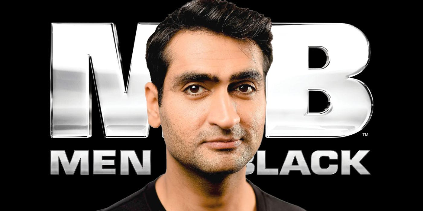 EXCLUSIVE: Kumail Nanjiani Joins Men In Black Reboot