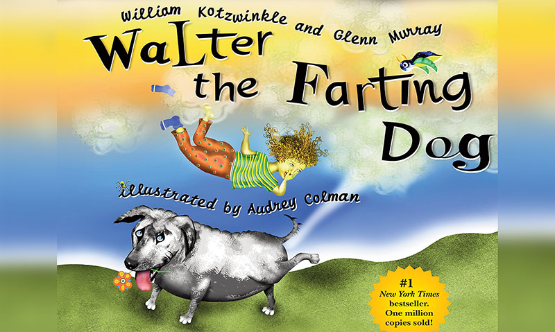 EXCLUSIVE: Warner Bros. 'WALTER THE FARTING DOG' Aiming for Early 2019 Start