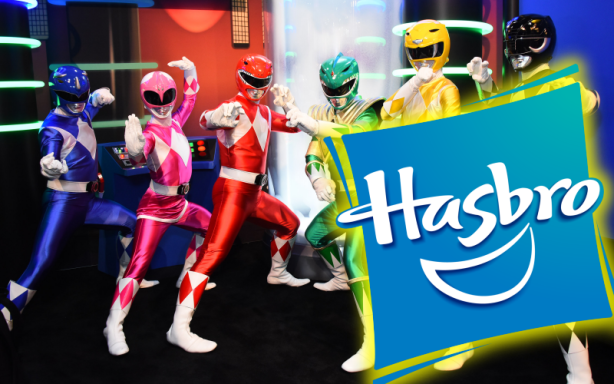 A Second Wave Of New POWER RANGERS Toys Have Been Revealed