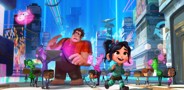 RALPH BREAKS THE INTERNET Co-Directors Moore and Johnston on Why They Made a Sequel