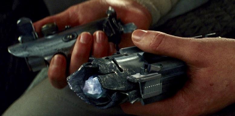 Rey's Lightsaber in 'Star Wars: Episode IX'