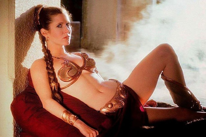 Examining the Sexual Disparity in STAR WARS