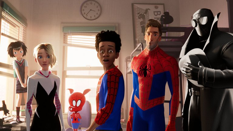 A Sequel And All Female Spin-Off For SPIDER-MAN: INTO THE SPIDERVERSE Are In The Works At Sony