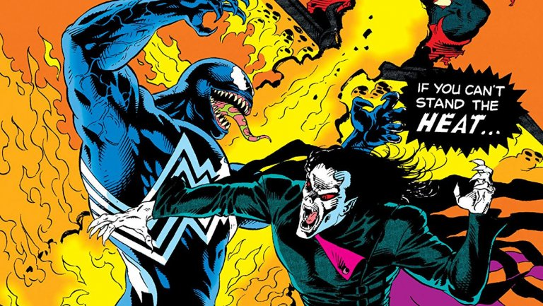 MORBIUS and VENOM 2 Release Dates Potentially Revealed