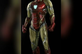 Iron Man Mark 85 Concept