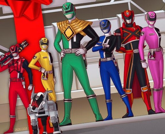 The New POWER RANGERS: SPD Team Has Been Revealed