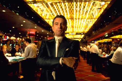 Robert Di Nero in Casino