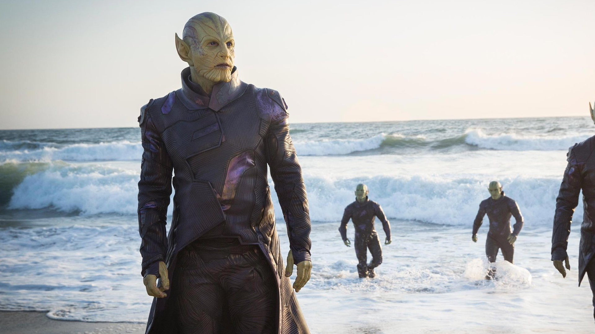 2019 Marvel Studios Character Encyclopedia Hints at Plans for a Skrull 'SECRET INVASION'
