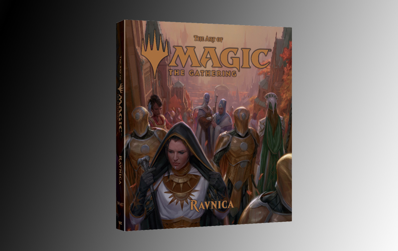 VIZ Media Releases The Art of Magic: The Gathering – Ravnica