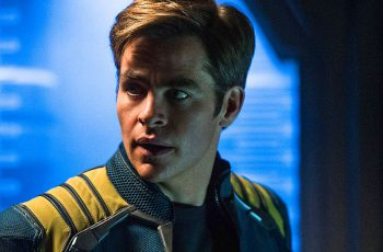 Chris Pine as Captin Kirk