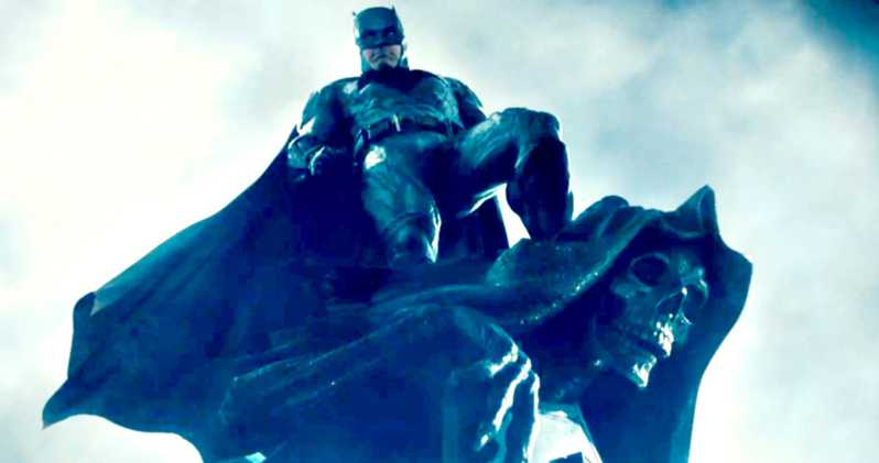 Reeves' BATMAN Gets Release Date!