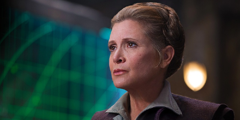 Carrie Fisher's Brother Describes General Organa Footage in 'STAR WARS: Episode IX'