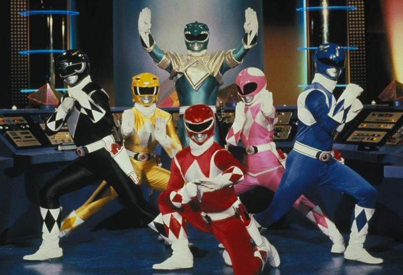 POWER RANGERS Theme Song Remix Released