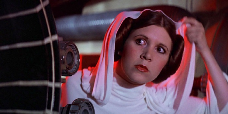 STAR WARS: Disney Considering Princess Leia Series for Disney+