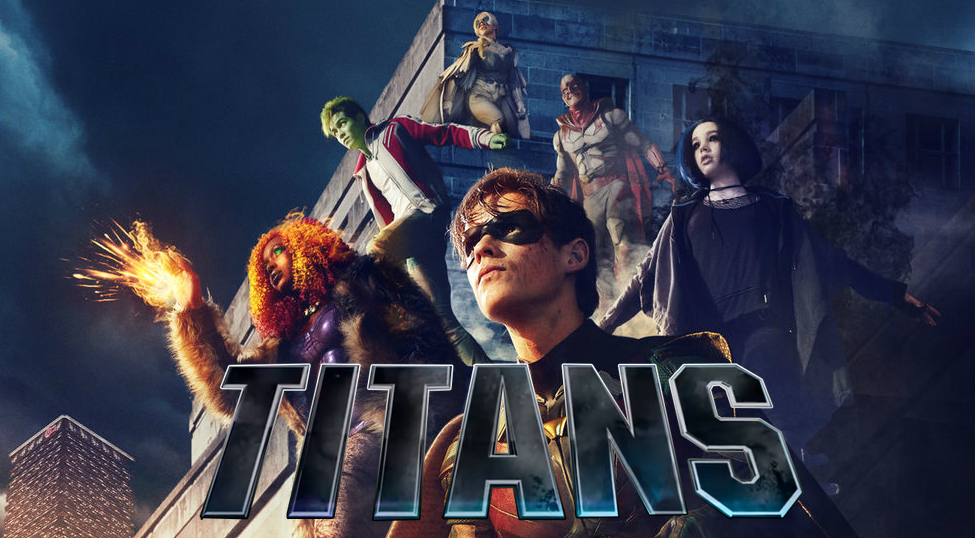 'TITANS' Season 2 Reportedly Casting New Mystery Hero!