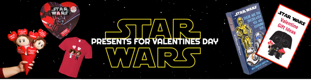 The 12 Best/Worst Star Wars Presents For Valentines Day