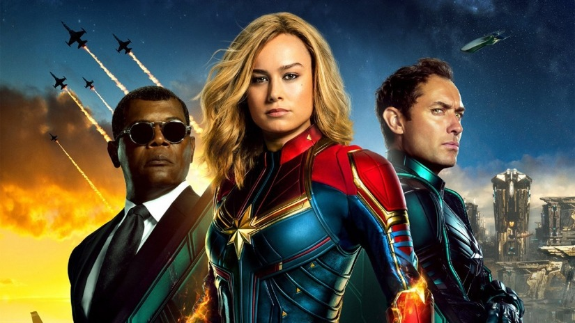 Captain Marvel 2; Brie Larson