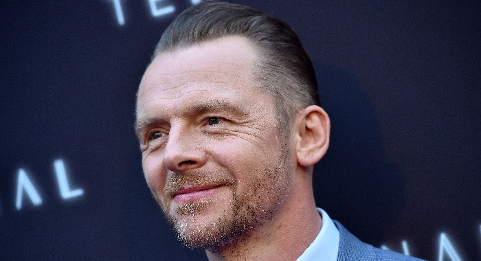 EXCLUSIVE: Simon Pegg to Finally Star in Vampire Movie with 'My Only Sunshine'