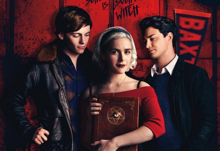 The Chilling Adventures of Sabrina Season 2 Drops Today