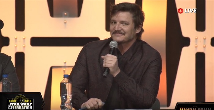 The Mandalorian The last of Us Pedro Pascal