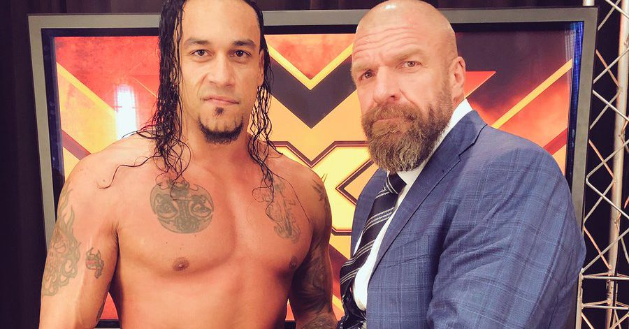 Punishment Martinez Receives Rebranding in NXT