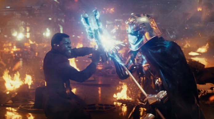 Don't Expect Captain Phasma to Return in STAR WARS: RISE OF SKYWALKER