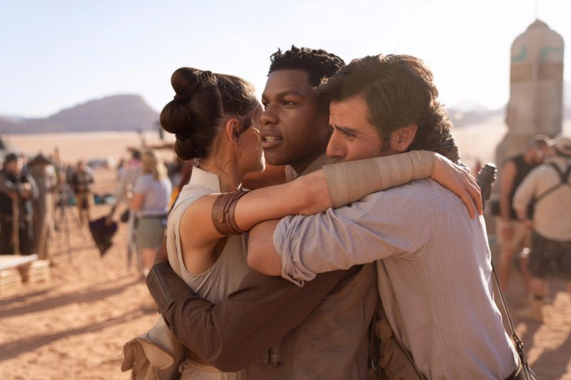 "Star Wars: The Rise of Skywalker To Be ""Emotional, Meaningful, Satisfying,"" Says J.J. Abrams"