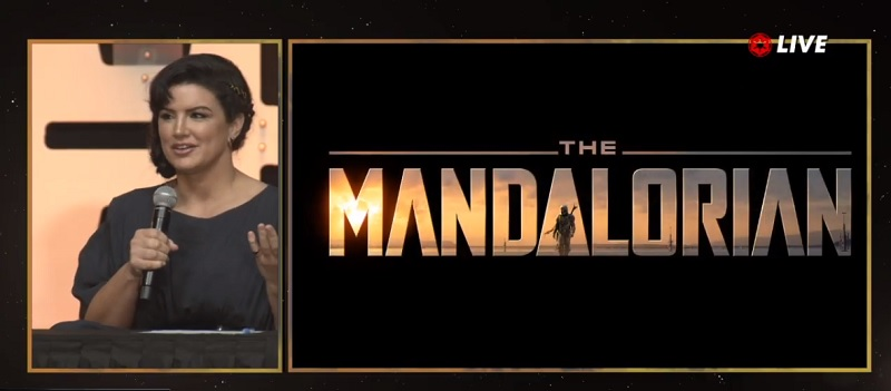 Info and Photos from the STAR WARS: The  Mandalorian Panel!