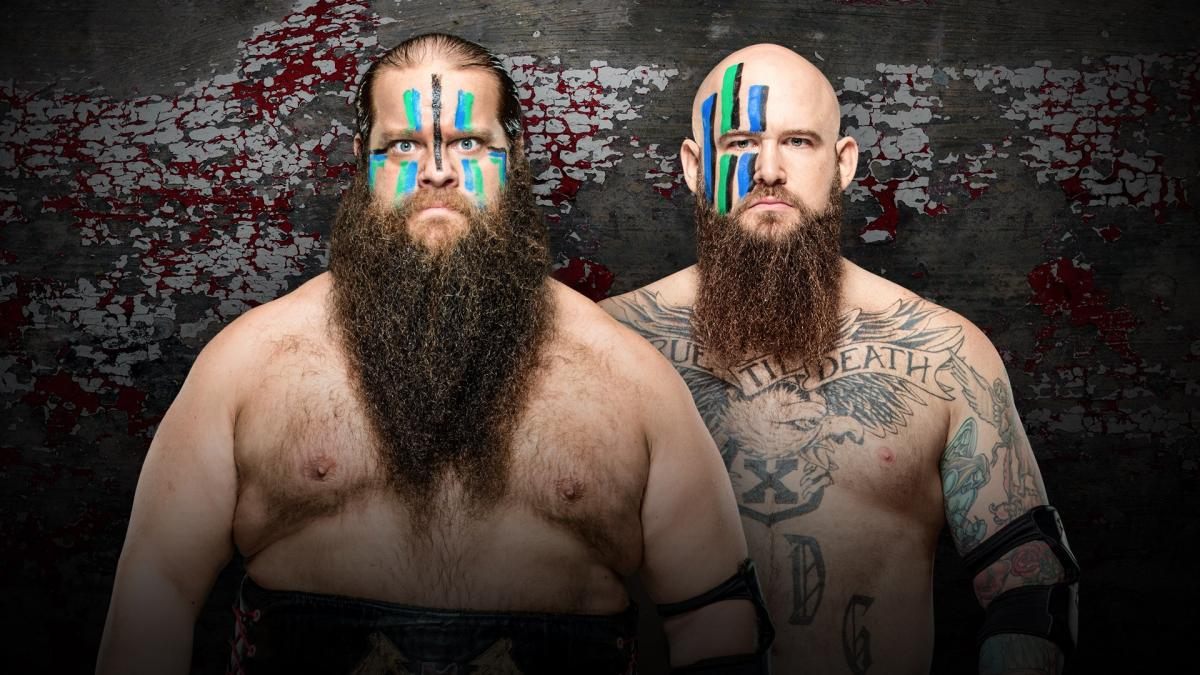 WWE: NXT Tag Team Champions Get New Names