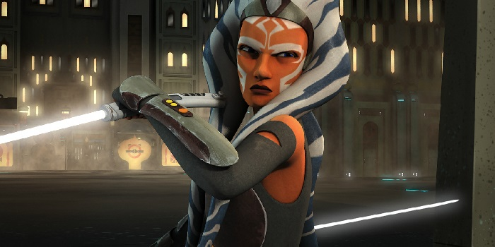 Dave Filoni Hints At More Ahsoka Tano Beyond 'Star Wars: The Clone Wars'