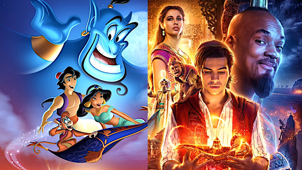 ALADDIN | 4 Big Differences [SPOILERS]