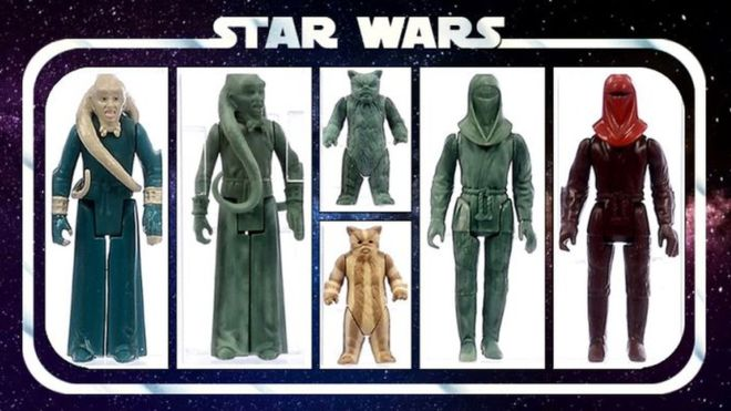 STAR WARS: Bib Fortuna Figure Sells For Over $46,000