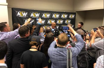 Cody Rhodes AEW Press conf