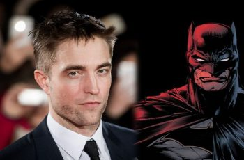 The Batman; Robert Pattinson