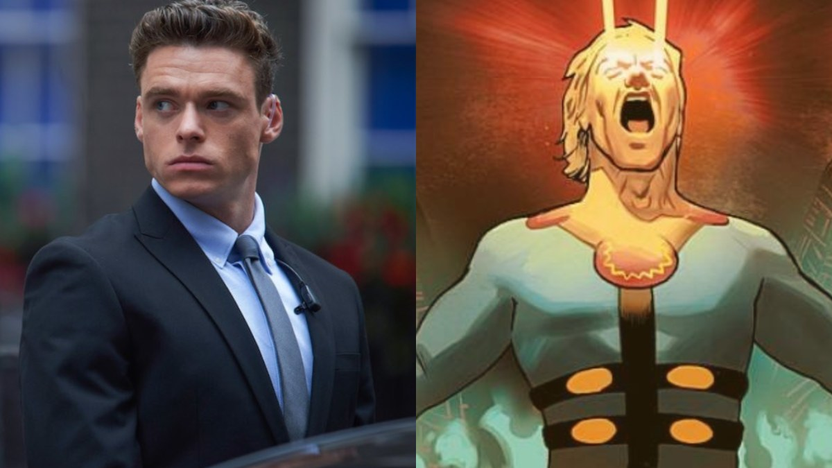 THE ETERNALS: Games Of Thrones Star Richard Madden In Talks To Join The Project
