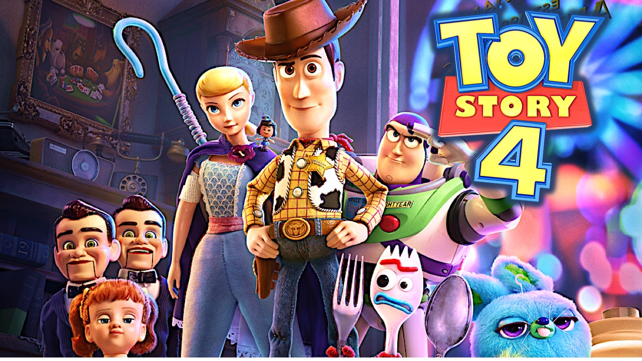 TOY STORY 4 | WHY PIXAR WENT BEYOND TOY STORY 3