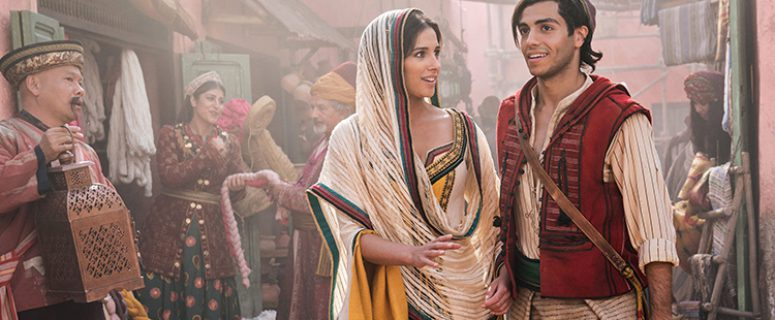 ALADDIN Brings Magic To Live-Action