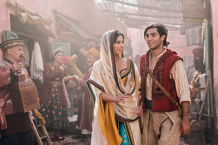 ALADDIN Brings Magic To Live-Action (Review)
