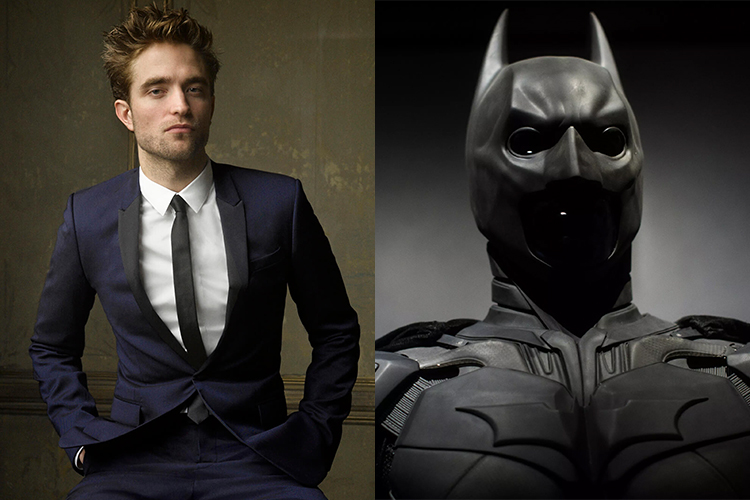 Robert Pattinson Avoids Answering THE BATMAN Rumors