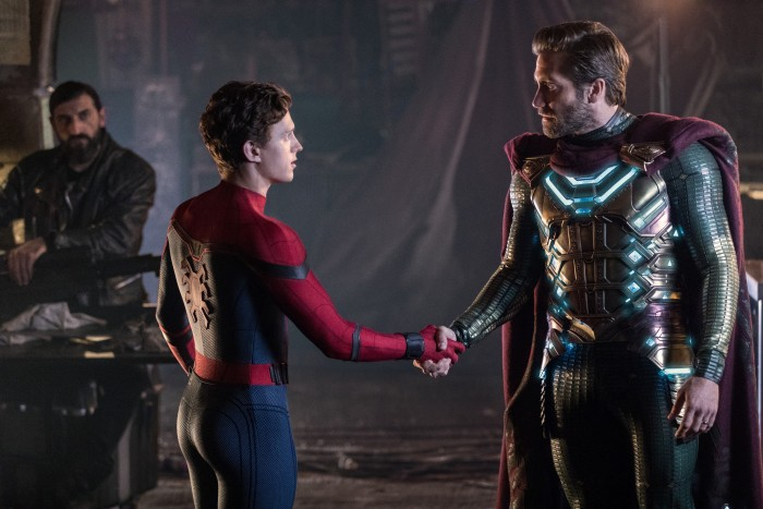 "MCU Is Officially ""EARTH 616"" In New SPIDER-MAN: Far From Home Clip."