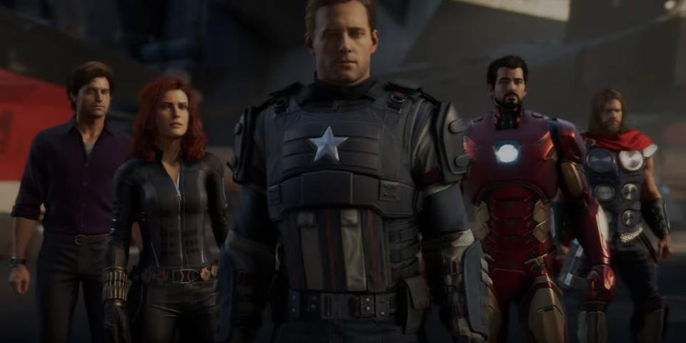 E3: 2019 – Avengers: A-Day Creative Director Talks Captain America, Costumes