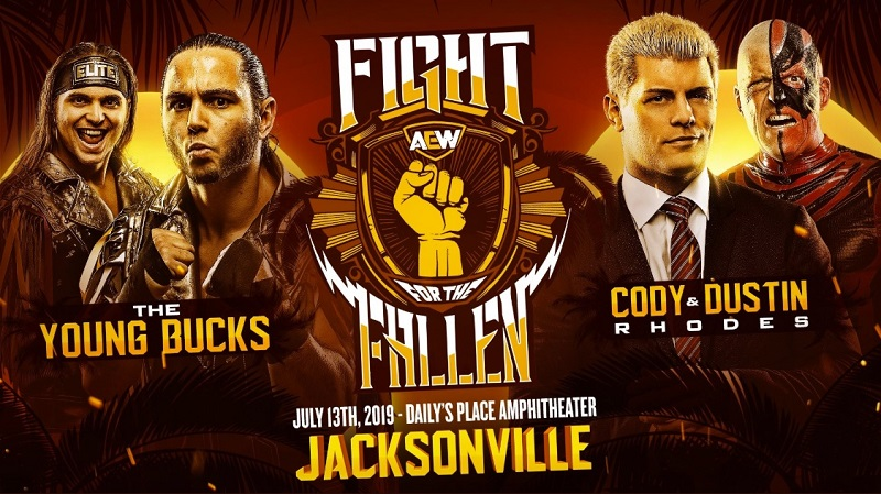 AEW Announces Major Name Appearing On Fight For The Fallen Event