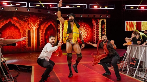 WWE: Jinder Mahal Undergoes Surgery, Out For 6 Months