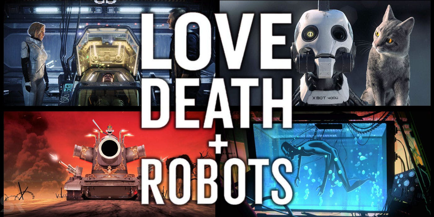 love, death and robots - photo #2