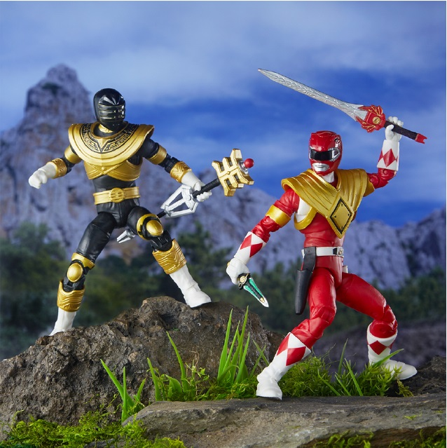 Power Rangers Lightning Collection;