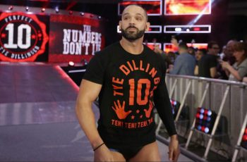 WWE Tye Dillinger aka Shawn Spears