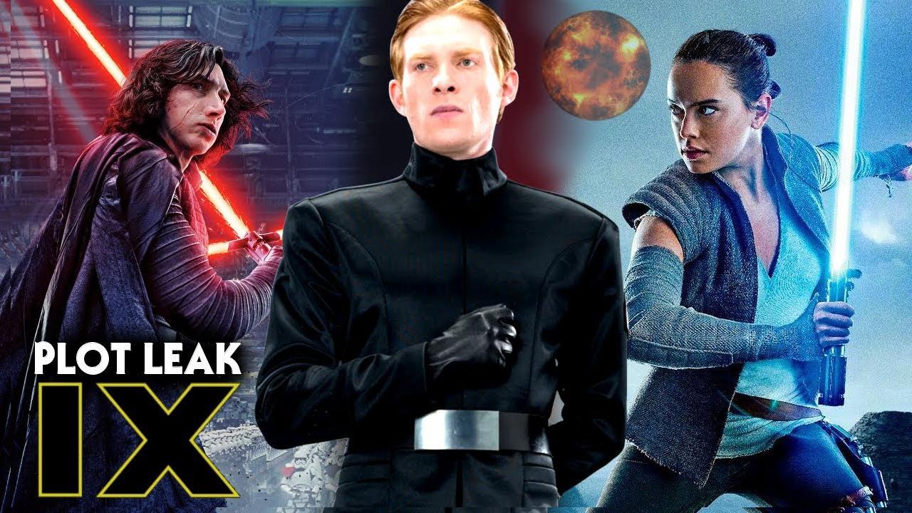 Star Wars Episode IX - Full Plot Leaked! - That Hashtag Show