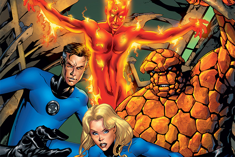 FANTASTIC FOUR Rumored For 2022 Release