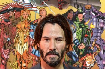 Keanu Reeves; The Eternals